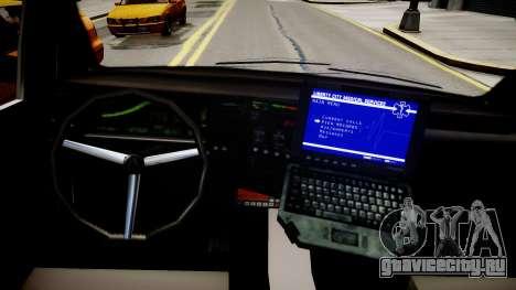 F.D.N.Y. Ambulance для GTA 4 вид изнутри