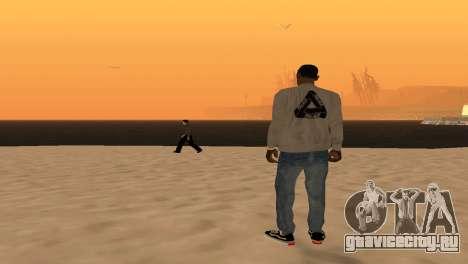 Свитшот Palace для GTA San Andreas второй скриншот
