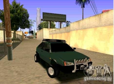 ВАЗ-2108 4x4 для GTA San Andreas