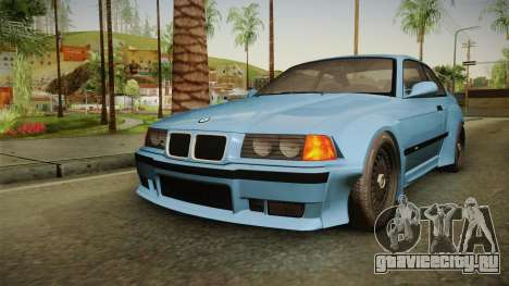 BMW M3 E36 Pandem Kit для GTA San Andreas