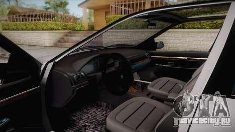 Peugeot 406 Tunable для GTA San Andreas вид справа