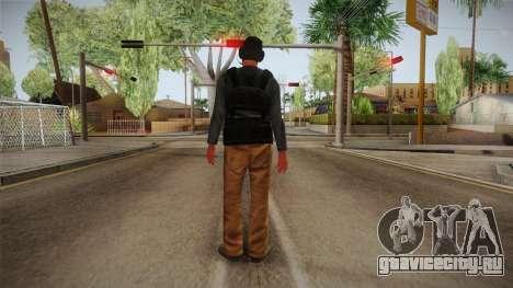 PES2016 - NPC Cameraman для GTA San Andreas третий скриншот