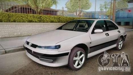 Peugeot 406 Tunable для GTA San Andreas