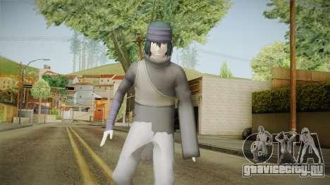 NUNS4 - Sasuke The Last No Cloak для GTA San Andreas