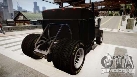 Phantom Hot-Rod для GTA 4 вид сзади слева