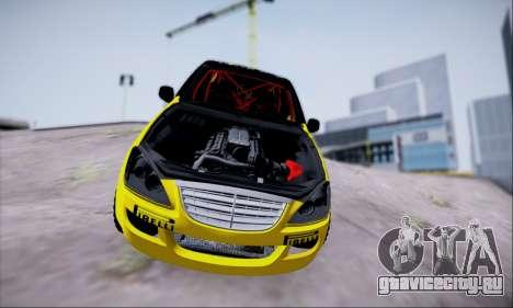 SsangYong Kyron 2 Rally Dacar для GTA San Andreas вид изнутри