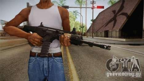 FB MSBS Black для GTA San Andreas третий скриншот
