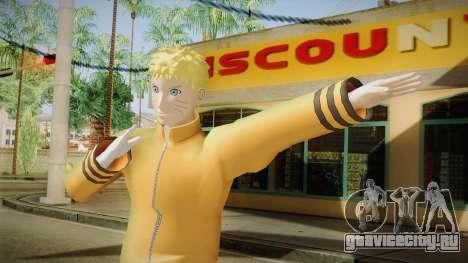 NUNS4 - Naruto Hokage v2 для GTA San Andreas