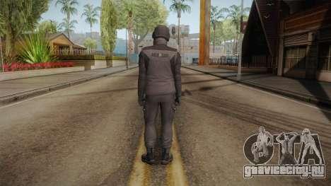 GTA Online DLC Heists Skin для GTA San Andreas третий скриншот