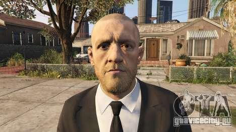 Conor Notorious McGregor для GTA 5