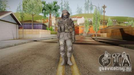 CoD 4: MW Remastered SAS v4 для GTA San Andreas второй скриншот