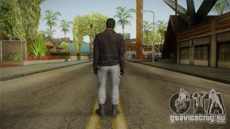 The Walking Dead - Negan для GTA San Andreas третий скриншот