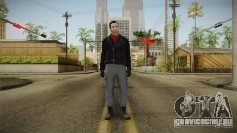 The Walking Dead - Negan для GTA San Andreas второй скриншот