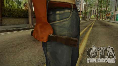 Halloween Surprise DLC - Vom Feuer Flashlight для GTA San Andreas третий скриншот