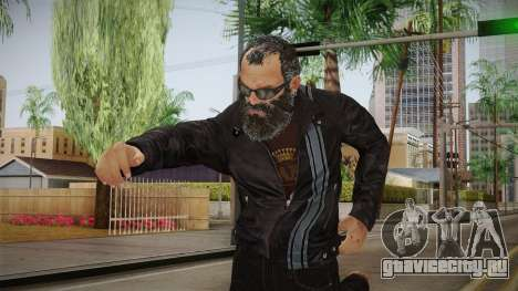 GTA 5 Trevor Sport Leather Jacket v1 для GTA San Andreas