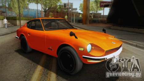 Nissan Fairlady Z 432 1969 для GTA San Andreas