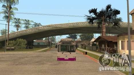 МТРЗ 5279 Русь для GTA San Andreas вид слева