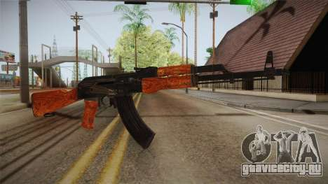 CoD 4: MW - AK-47 Remastered для GTA San Andreas