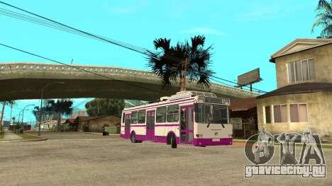 МТРЗ 5279 Русь для GTA San Andreas