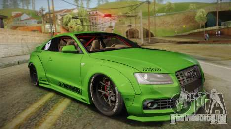 Audi S5 Liberty Walk LB-Works для GTA San Andreas