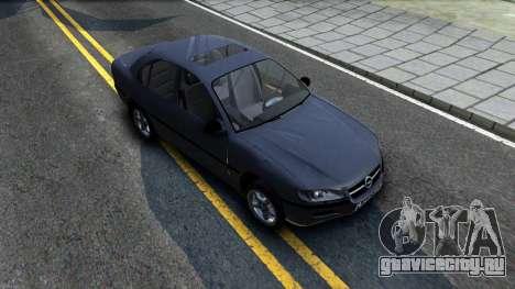 Opel Omega 1998 для GTA San Andreas вид справа