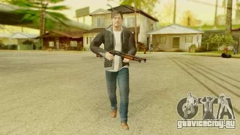 PS4 Norman Reedus для GTA San Andreas второй скриншот