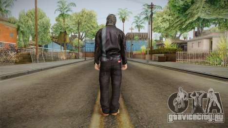 GTA 5 Trevor Sport Leather Jacket v1 для GTA San Andreas третий скриншот