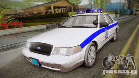 Ford Crown Victoria 2006 для GTA San Andreas