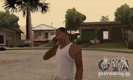 Nokia 5130 xpress music для GTA San Andreas пятый скриншот