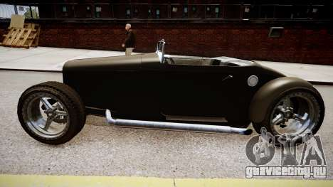 Hot-Rod concept beta для GTA 4 вид слева