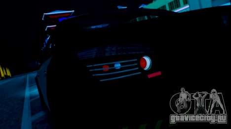 New police lights (For Modders) для GTA San Andreas