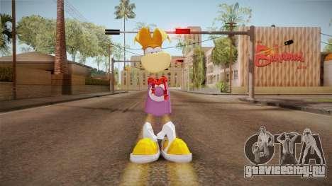 Rayman 3 для GTA San Andreas второй скриншот