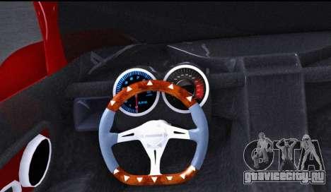 Pagani Zonda Revolucion 2016 для GTA San Andreas вид справа