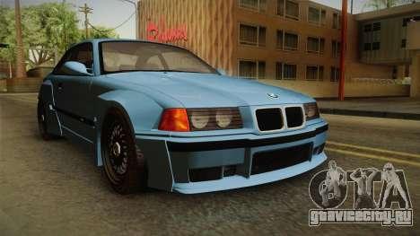 BMW M3 E36 Pandem Kit для GTA San Andreas вид справа