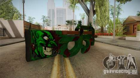 Vindi Halloween Weapon 7 для GTA San Andreas второй скриншот