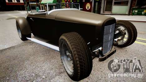 Hot-Rod concept beta для GTA 4 вид справа