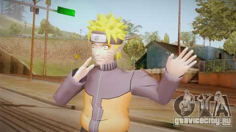 NUNS4 - Naruto Sennin v2 для GTA San Andreas