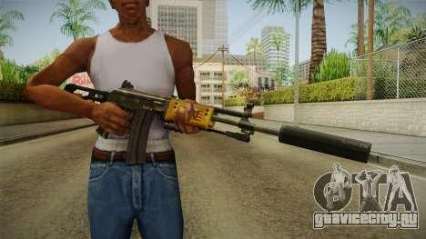 IMI Galil v3 для GTA San Andreas третий скриншот