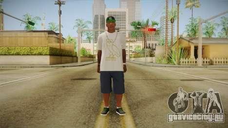 Franklin Ovoxo для GTA San Andreas второй скриншот