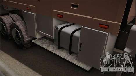 GTA 5 MTL Brickade IVF для GTA San Andreas вид изнутри