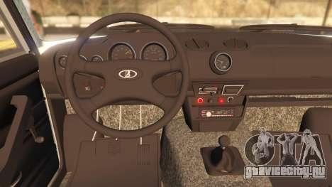 VAZ-2106 для GTA 5 вид справа