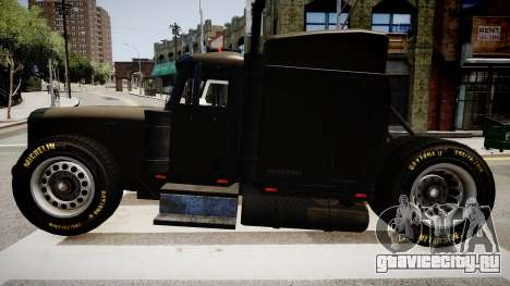 Phantom Hot-Rod для GTA 4 вид слева