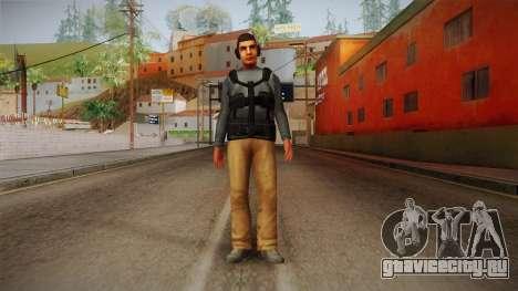 PES2016 - NPC Cameraman для GTA San Andreas второй скриншот