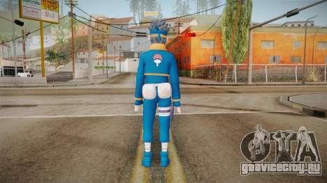 NUNS4 - Obito Young Sharigan для GTA San Andreas третий скриншот