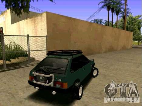 ВАЗ-2108 4x4 для GTA San Andreas вид справа