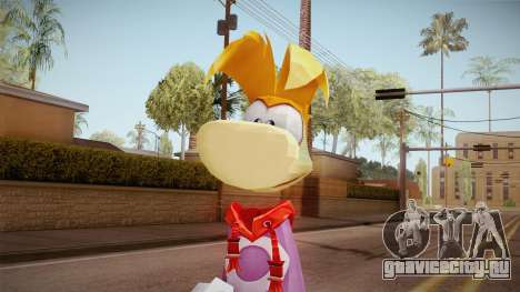 Rayman 3 для GTA San Andreas