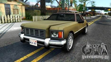 Idaho SA style для GTA San Andreas