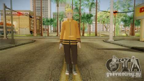 NUNS4 - Naruto Hokage v2 для GTA San Andreas второй скриншот