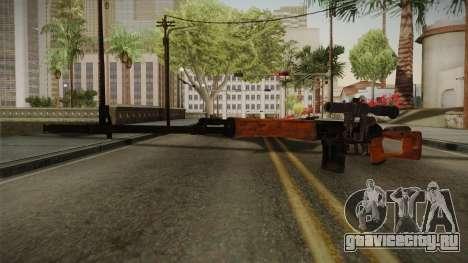 CoD 4: MW - Dragunov Remastered для GTA San Andreas