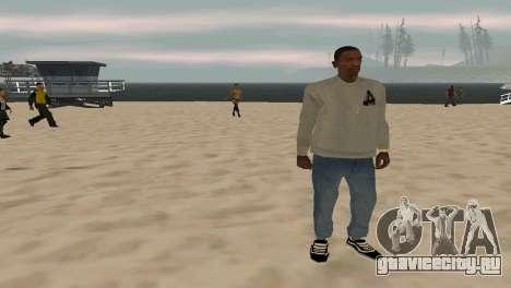 Свитшот Palace для GTA San Andreas